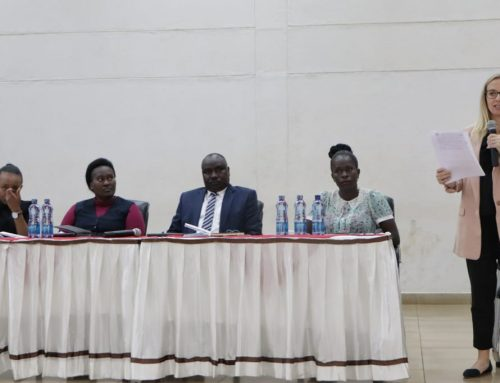 TVETA Director-General calls for gender inclusivity in TVET training