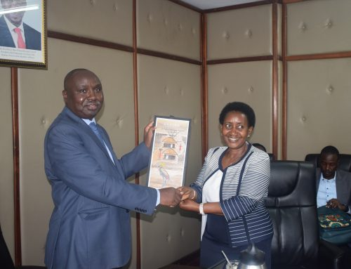 TVETA Hosts Ugandan delegation on Benchmarking Mission