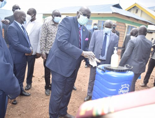 Education CS tours Konoin, Bureti and Keroka TTIs to assess Covid-19 preparedness